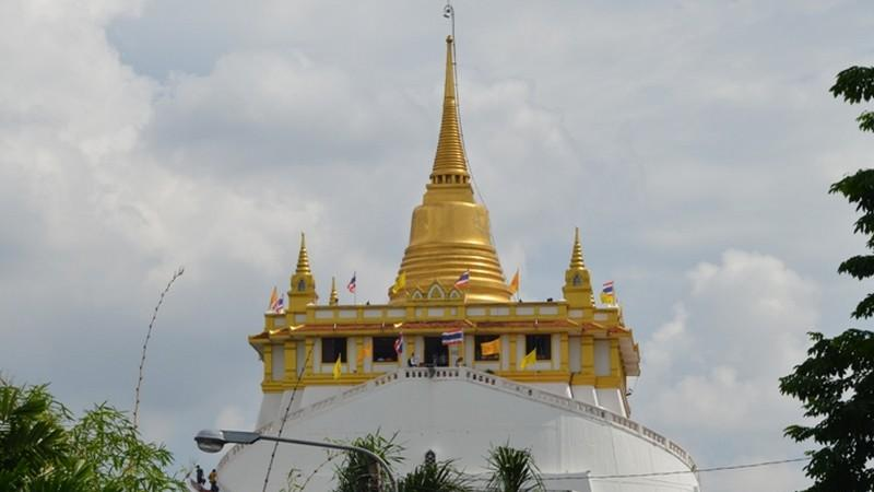 Golden Mount  / Wat Saket