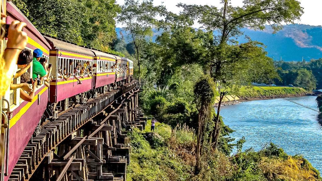 River Kwai Train