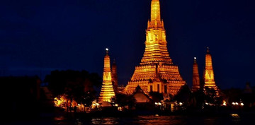Wat Arun Tempel of Dawn